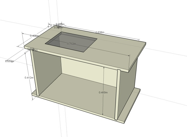 Design for my Router Table