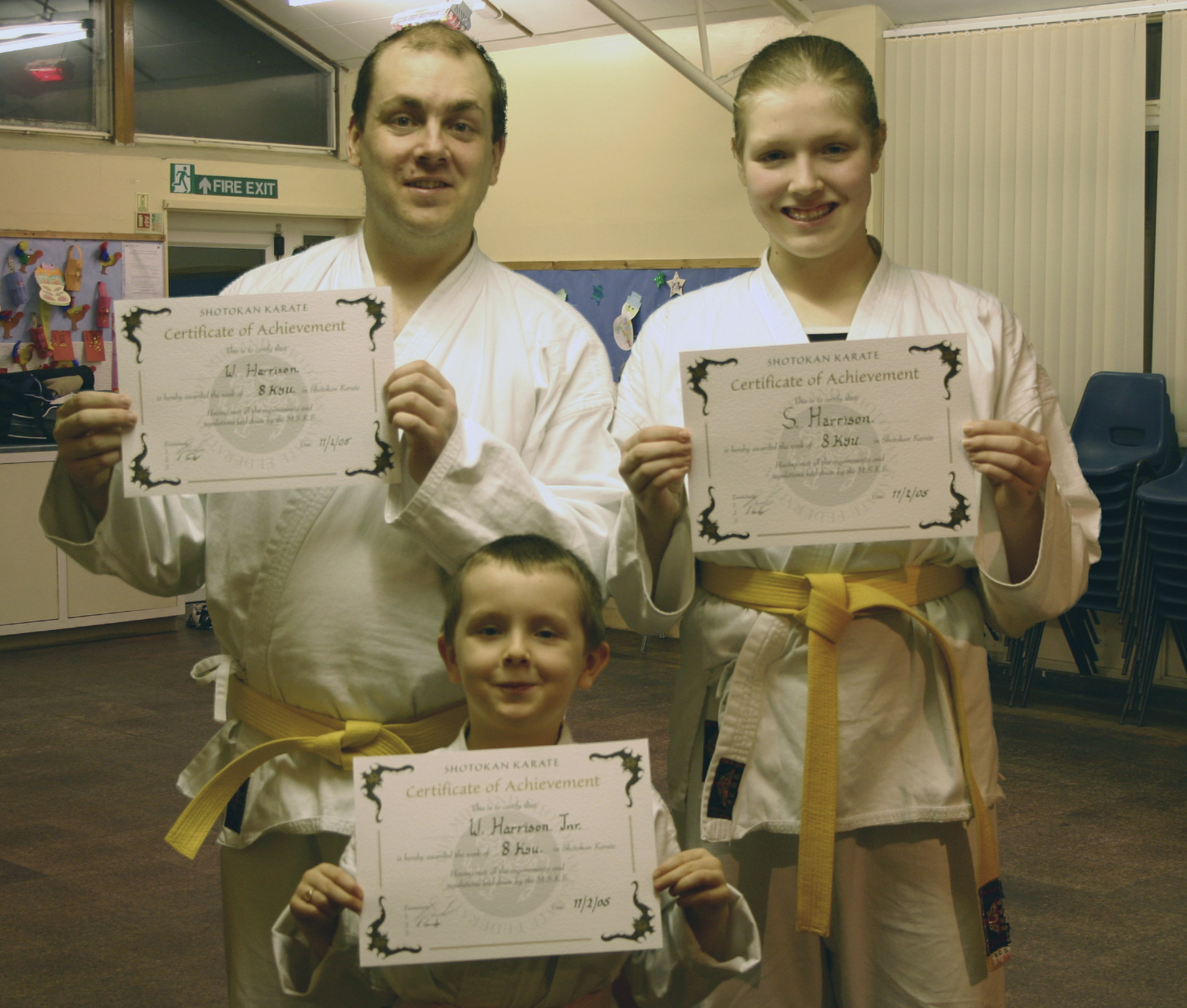 Yellow Belts and Certificates.jpg