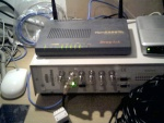 More Drayteck 2200we and MV1000 Video Server along with the NTL Cable Modem