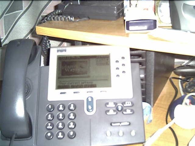 My Cisco Phone