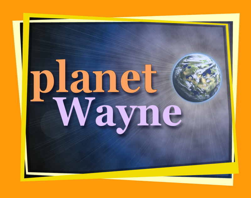 planetWayne - Arty Boarder - With Planet