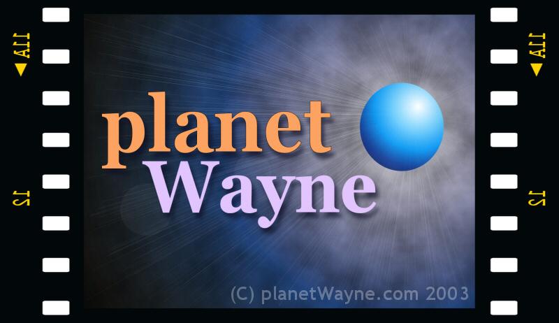 planetWayne - Film